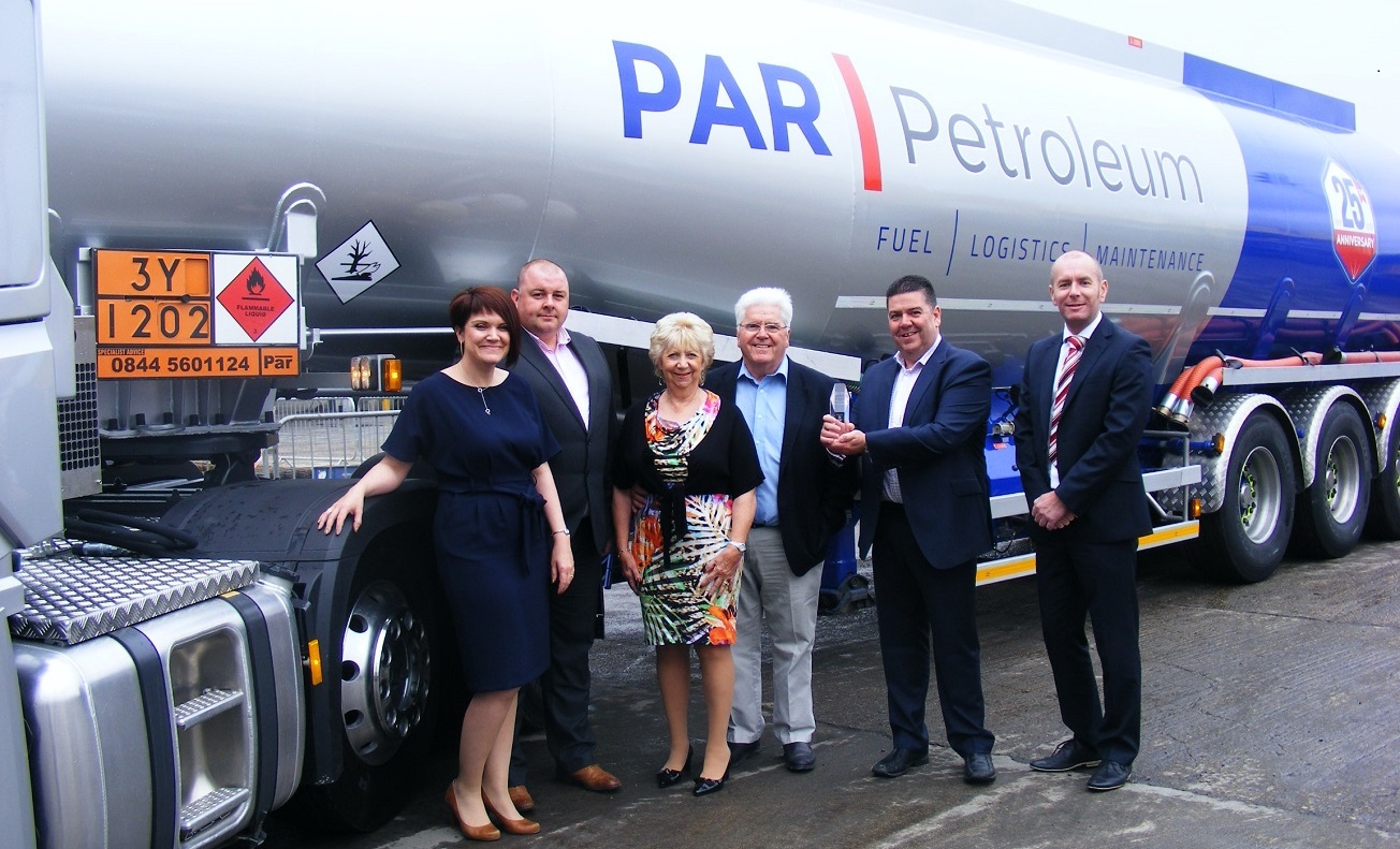 Par Petroleum Wins FPS Depot Of The Year Award – For The Sixth Time!