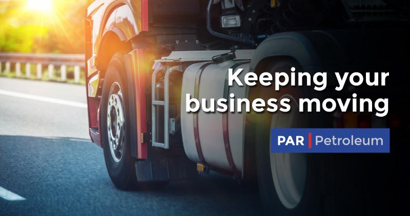 PAR Petroleum Keeping Your Business Moving